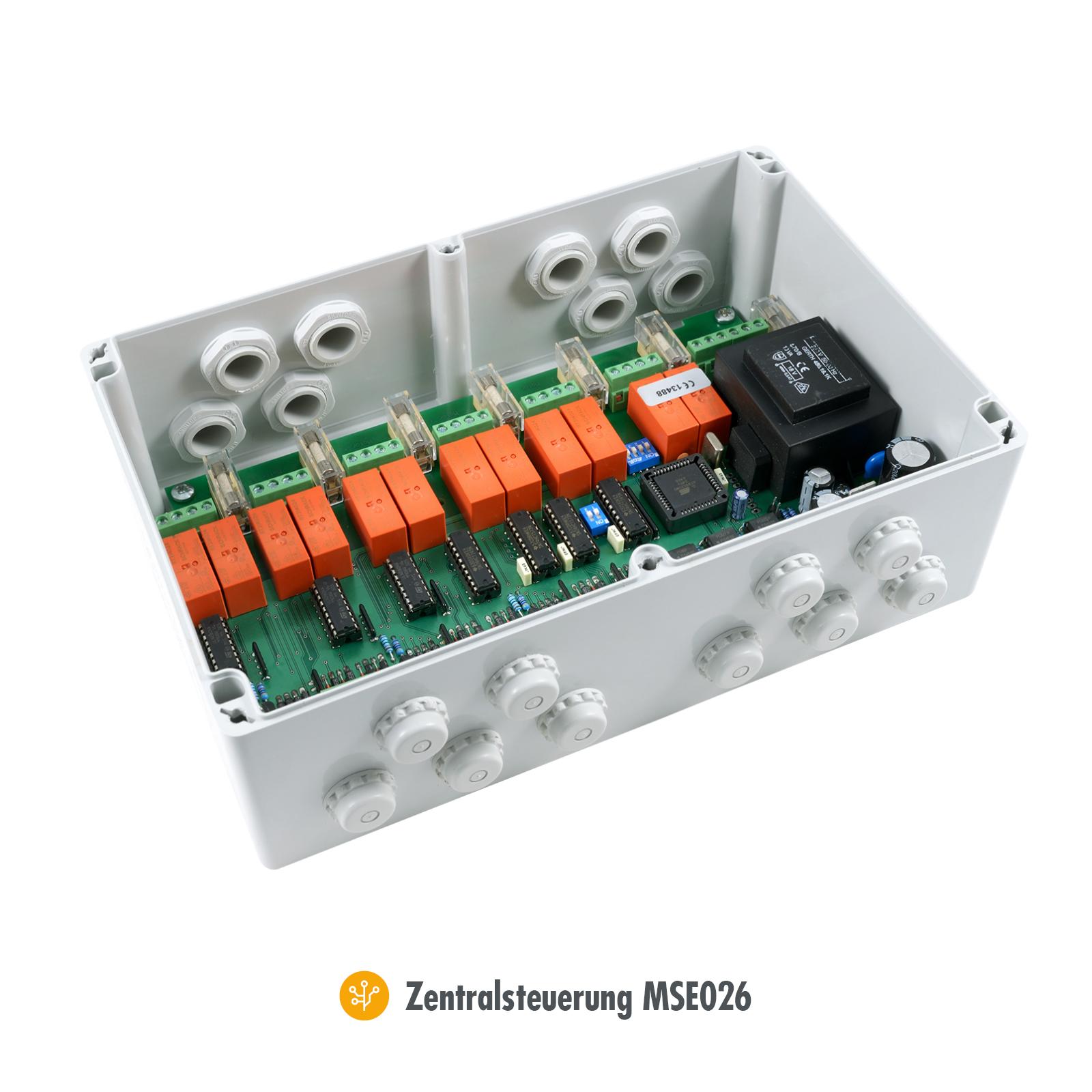 rolladensteuerung trennrelais zentralsteuerung f r 2 10 rollladenmotor en ebay