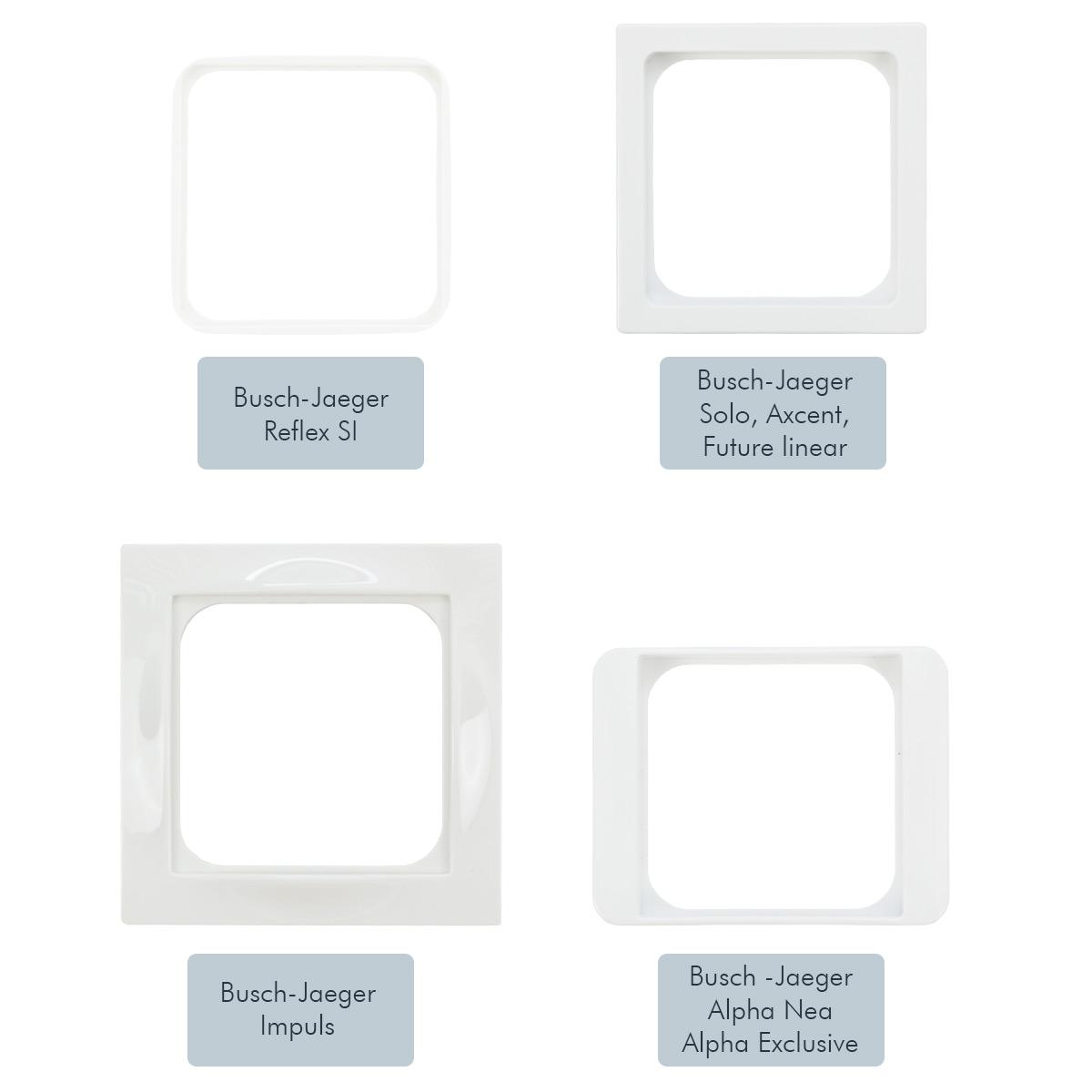 micro schaltuhr timer rolladenmotor f r gira jung berker busch jaeger merten ebay. Black Bedroom Furniture Sets. Home Design Ideas