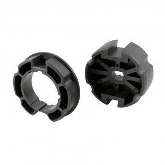 Adaptersatz 78mm rund für Standardmotor