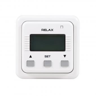 SIMU RELAX Zeitschaltuhr Rolladentimer für Rolladenmotor Rolladen