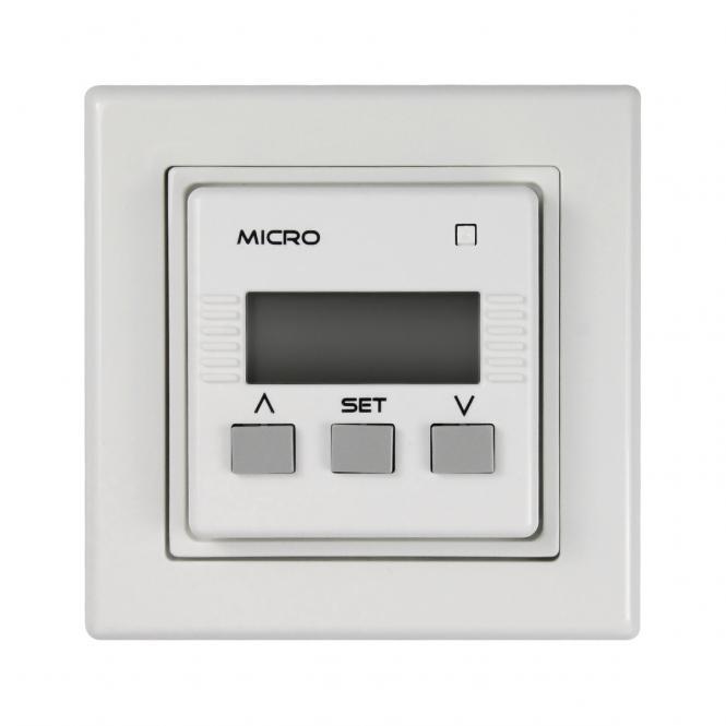 SIMU MICRO Zeitschaltuhr Merten System M Rolladentimer